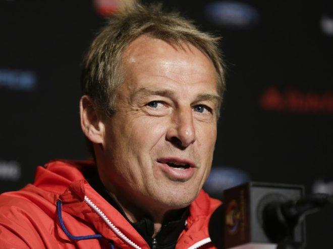 Als RTL-Experte im Gespräch: Jürgen Klinsmann