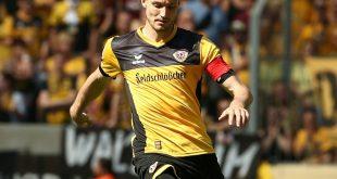 Dresden muss ohne Florian Ballas auskommen