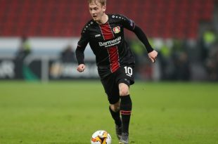 Hat in Leverkusen viele Freiheiten: Julian Brandt