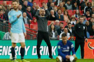 Guardiola gewinnt mit Manchester City vierten Titel
