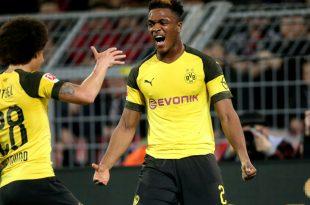 Zagadou trifft gegen Leverkusen