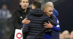 Kutucu traf für Schalke zum 1:0