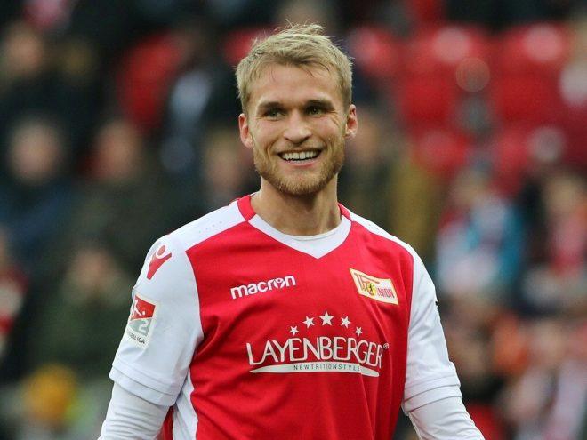 Andersson erzielte das 1:0 für Union