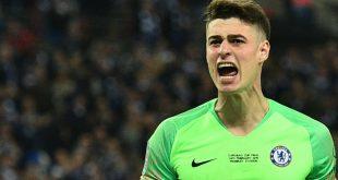 Irritationen um Kepa Arrizabalaga im Ligapokalfinale