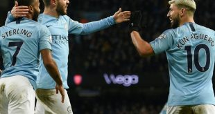 Traf dreifach gegen Arsenal: Sergio Agüero