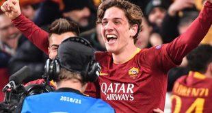 Jugendstil in Rom: Zaniolo zelebriert zwei Tore