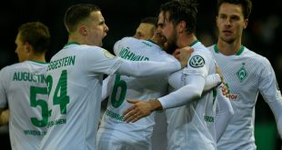 Bremen wirft Dortmund aus dem Pokal