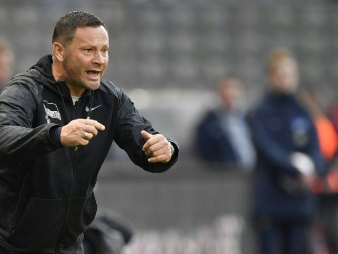 Hertha Trainer