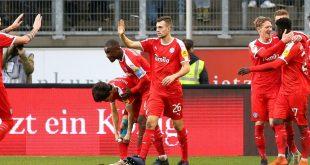 Holstein Kiel siegte souverän gegen Jahn Regensburg