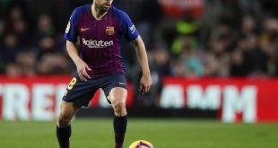 Jordi Alba verlängert in Barcelona bis 2024