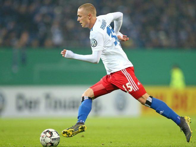 Jann-Fiete Arp stürmt bald für Bayern München