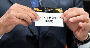 Eintracht Frankfurt bekommt es mit Inter Mailand zu tun