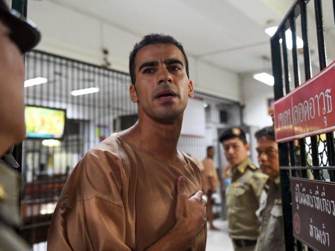 Al-Araibi kämpft gegen seine Auslieferung