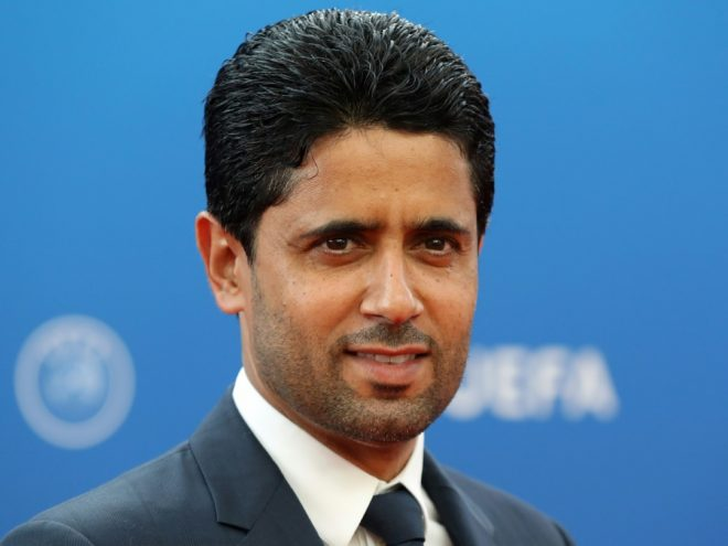Umstritten: PSG-Präsident Nasser Al-Khelaifi