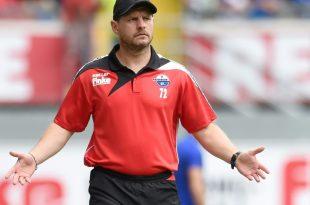 2. Liga: SCP-Trainer Steffen Baumgart