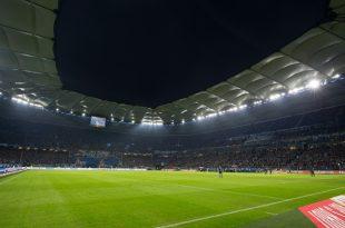 Im Volksparkstadion trägt der HSV seine Heimspiele aus
