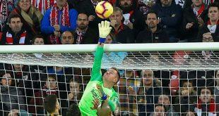 Marc-Andre ter Stegen sichert Barcelona einen Punkt