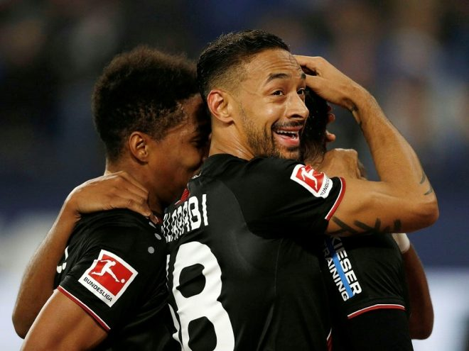 Bundesliga: Souveräner Erfolg für Bayer Leverkusen