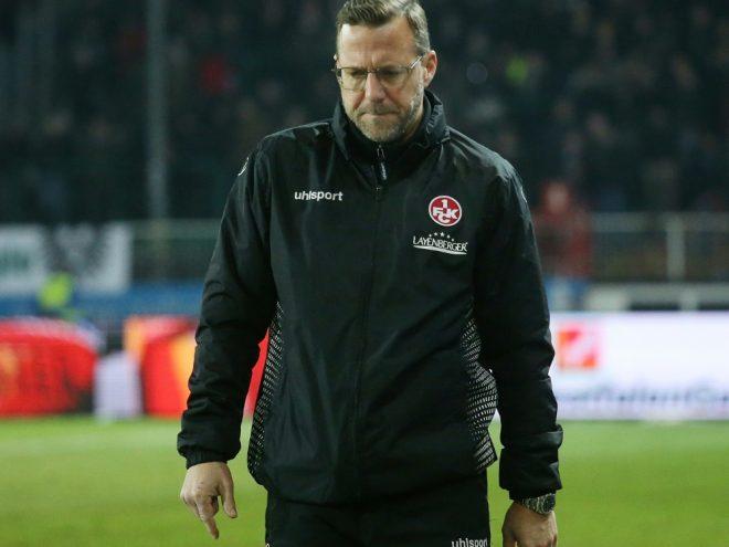 3. Liga: Torhüter Markus Kolke vom SV Wehen Wiesbaden