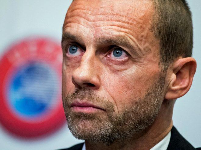 Aleksander Ceferin will eine Mega-WM 2030 in Europa