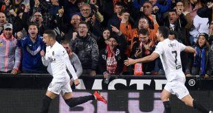 Rodrigo machte mit seinem Treffer den Finaleinzug pefekt