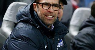 Hertha-Manager Preetz hofft auf das große Pokalfinale