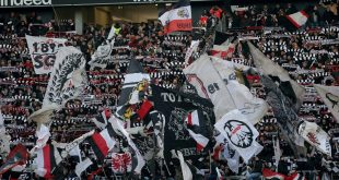13.500 Fans begleiten Eintracht Frankfurt nach Mailand