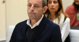 Sandro Rosell wurde aus dem Gefängnis entlassen
