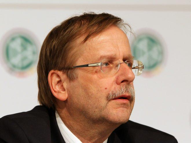 DFB-Vize Rainer Koch hat vor Gericht gute Chancen