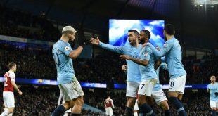 Manchester City siegte souverän gegen den FC Arsenal