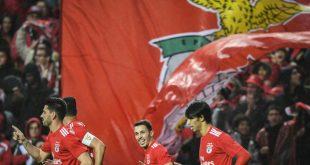 Benfica Lissabon bejubelt ein historisches 10:0