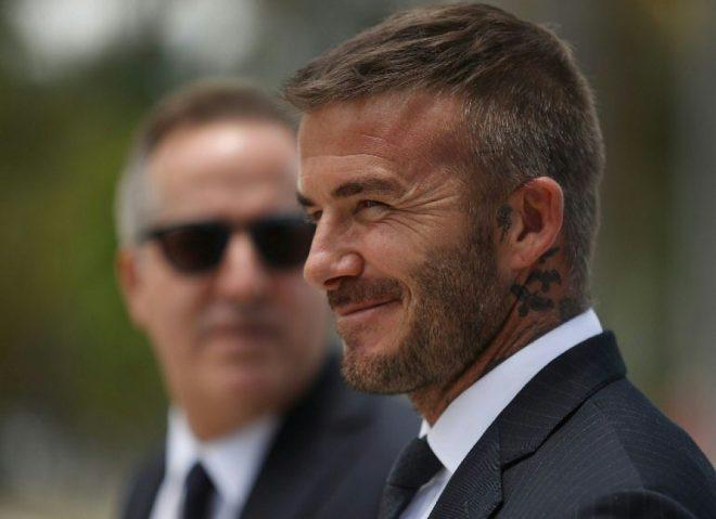 MLS: David Beckham wird mit einer Statue geehrt