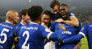 Schalke trauert und jubelt: Königsblau im Viertelfinale