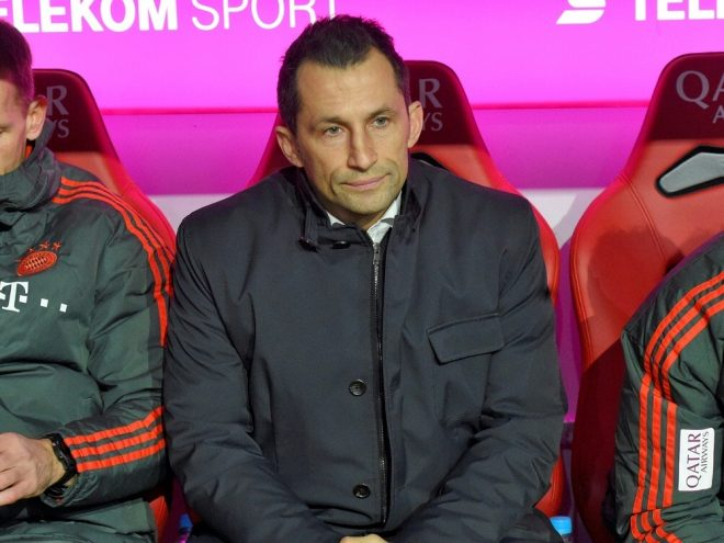 Salihamidzic reagiert auf Hamanns Aussagen