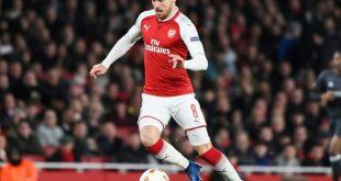 Aaron Ramsey verschlägt es im Sommer zu Juventus Turin