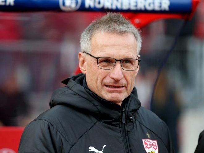 Michael Reschke muss seinen Posten in Stuttgart räumen