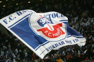 Hansa Rostock ist nach dem Sieg punktgleich mit Würzburg