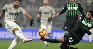 Sami Khedira (l.) wird Juventus vorerst fehlen