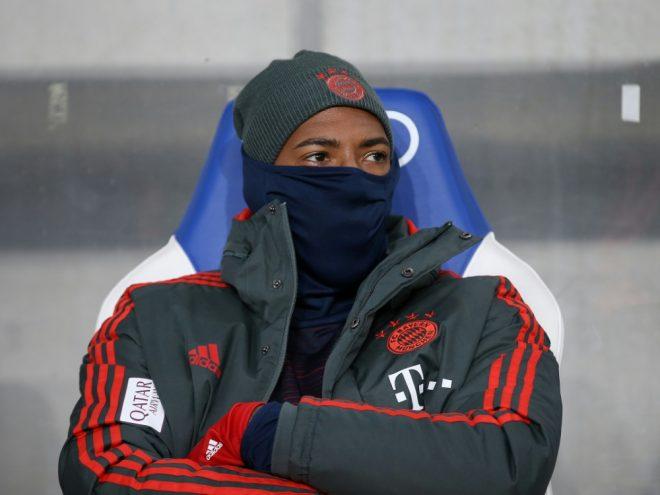Boateng ist derzeit nur Reservist bei den Bayern