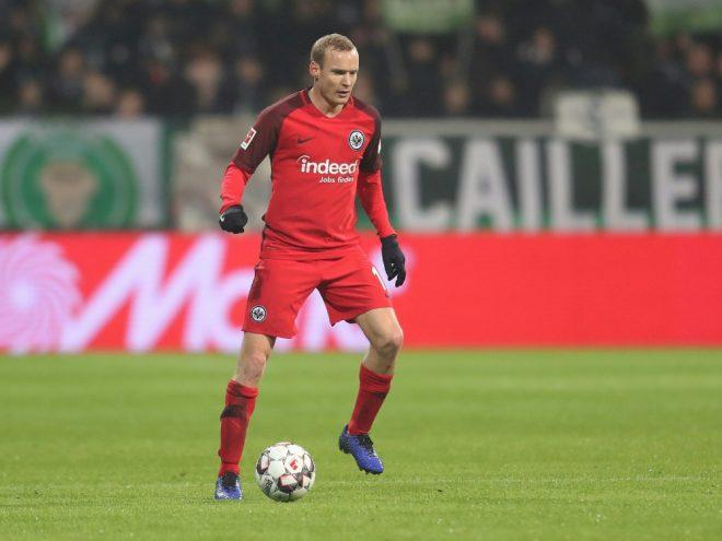 Sebastian Rode fühlt sich wohl in Frankfurt