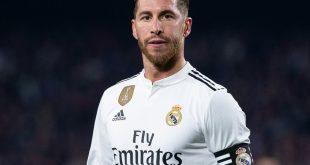 Real-Kapitän Sergio Ramos drohen Sanktionen der UEFA
