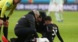 Kai Havertz verletzte sich beim Sieg gegen München