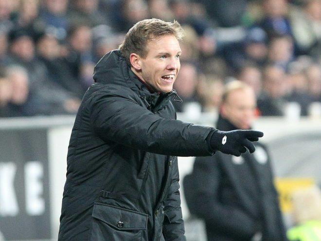 Julian Nagelsmann will gegen Leipzig gewinnen
