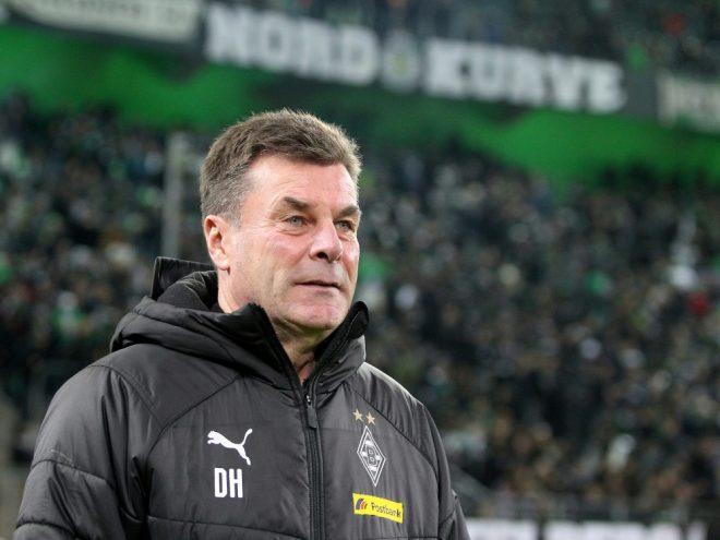 Dieter Hecking traut sich den Job des Bundestrainers zu