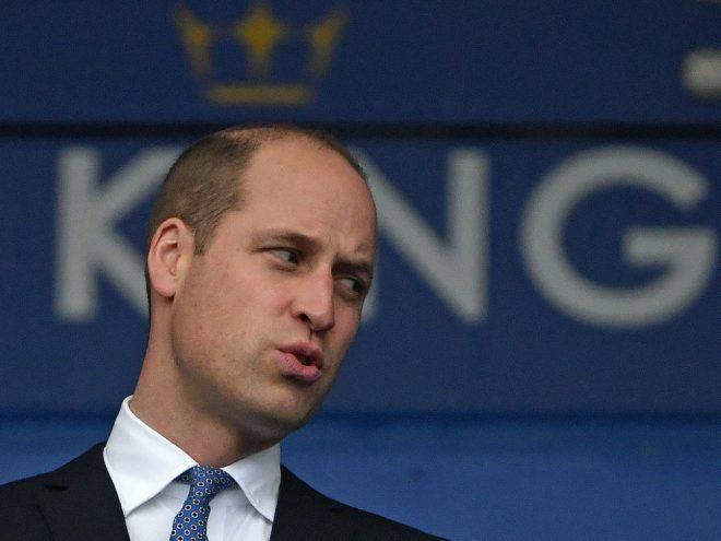 William hat den Umgang mit Spielern in England bemängelt