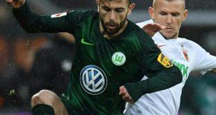 Adduktorenzerrung: Mehmedi fehlt Wolfsburg im Pokal