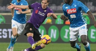 Neapel und Florenz trennen sich Remis