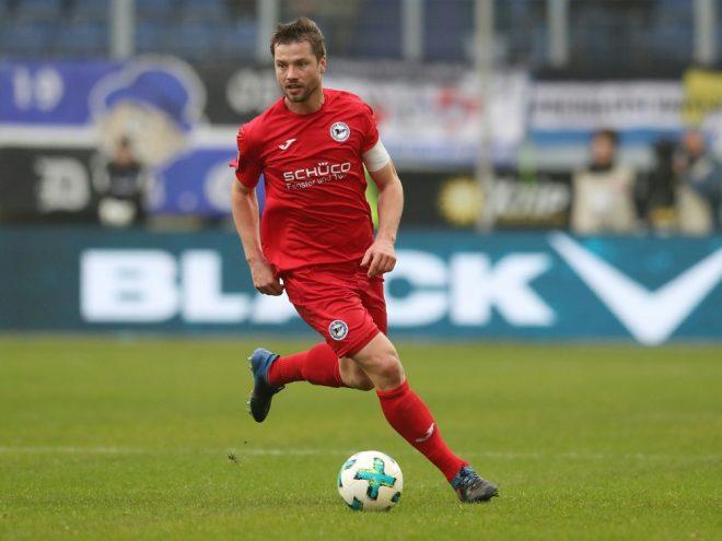 Wegen Notbremse ein Spiel gesperrt: Julian Börner