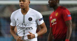 Kylian Mbappe besiegelt PSG-Sieg in Manchester