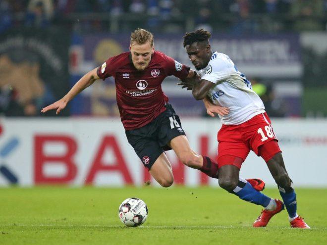 Vollste Zufriedenheit beim Hamburger SV